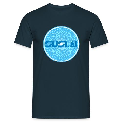 SUSI.AI T-Shirt Navy - Men's T-Shirt