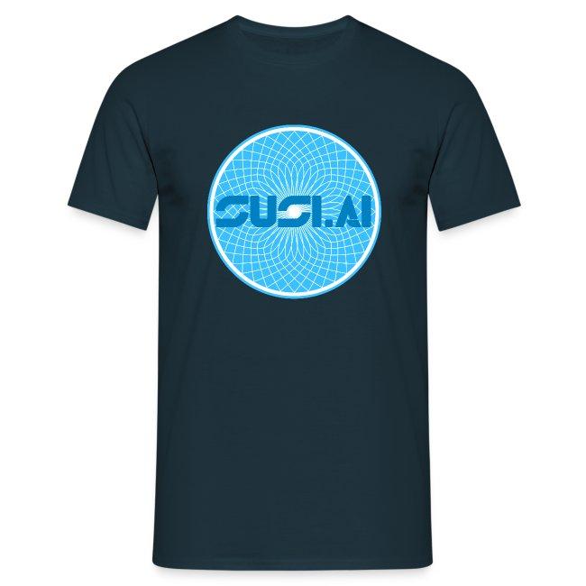 SUSI.AI T-Shirt Navy