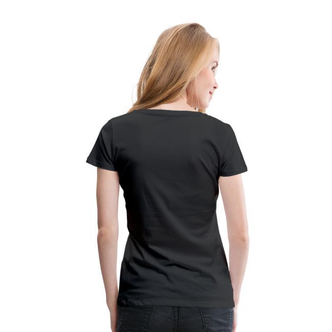 Womens T-Shirt Print Totemic 2c Yellow / White