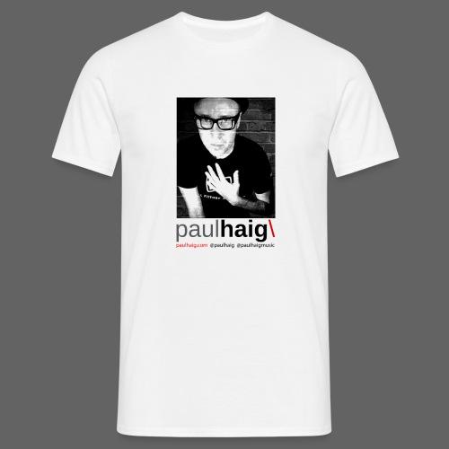 Electronic Music - Men's T-Shirt
