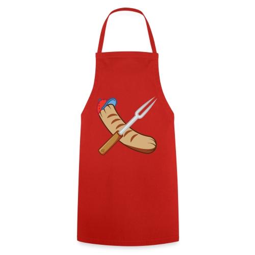 Wurscht - Schürze - Kochschürze