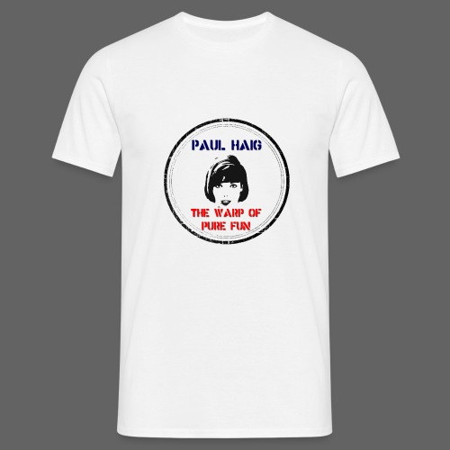 Warp WOPF - Men's T-Shirt