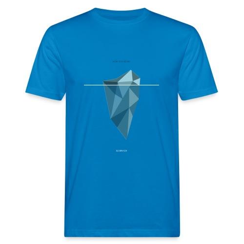 Sein & Schein - Männer Bio-T-Shirt