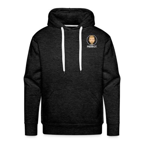 Sweat-Shirt Homme - STAFF PIERRE - Sweat-shirt à capuche Premium pour hommes