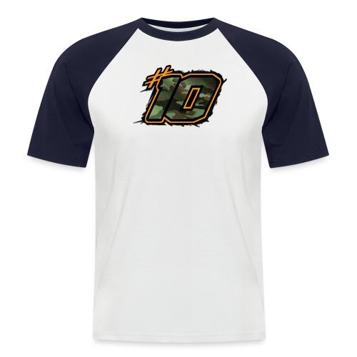 PB10_BASEBALL - Männer Baseball-T-Shirt
