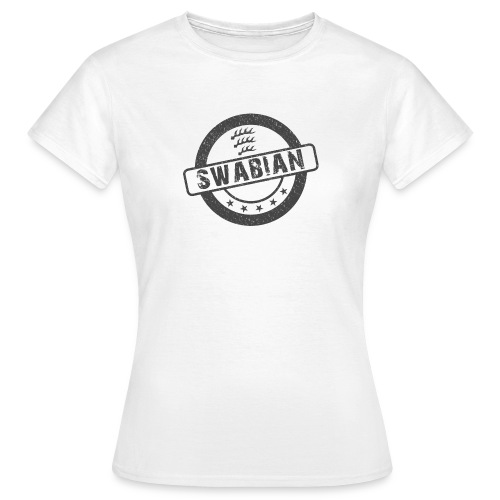 Swabian - Mädle - Frauen T-Shirt
