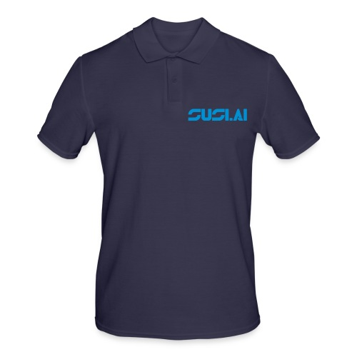 SUSI.AI Poloshirt Blue - Men's Polo Shirt