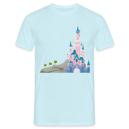 Themepark Castle - Men's T-Shirt