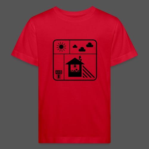 Happy Aperture House Kids T - Kinder Bio-T-Shirt