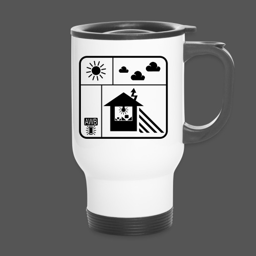 Happy Aperture House Thermo Mug - Thermobecher