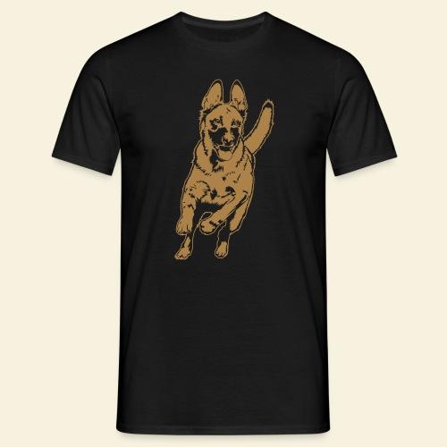 der Malinois - Männer T-Shirt