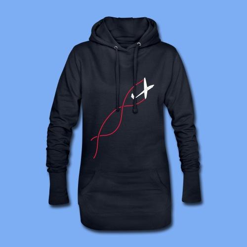 ASK21 aerobatic Segelkunstflug Segelflieger T-Shirt - Hoodie Dress
