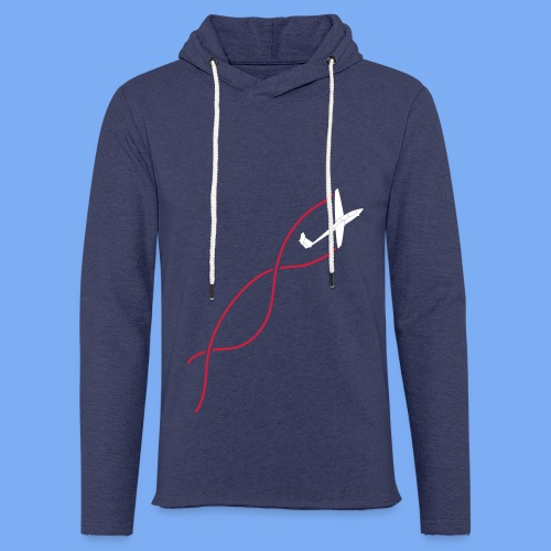 ASK21 aerobatic Segelkunstflug Segelflieger T-Shirt - Light Unisex Sweatshirt Hoodie