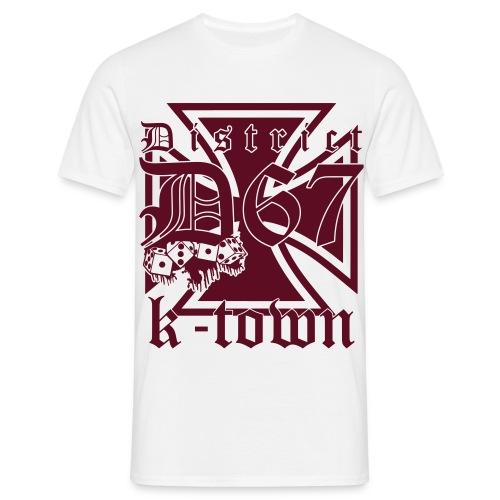 DISTRICT 67 - Männer T-Shirt