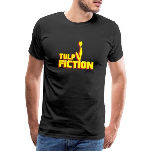 Tulp Fiction - Mannen Premium T-shirt