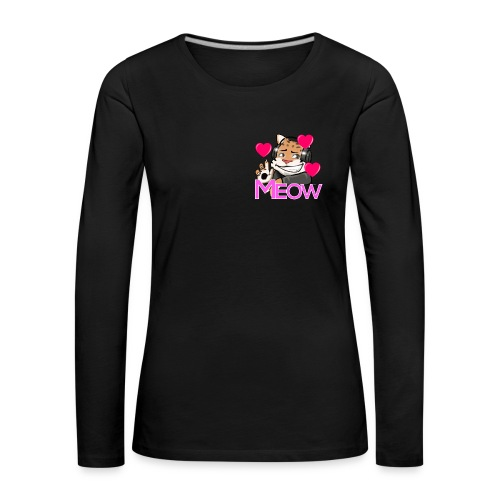 Mens Long-sleeve T - Premium langermet T-skjorte for kvinner