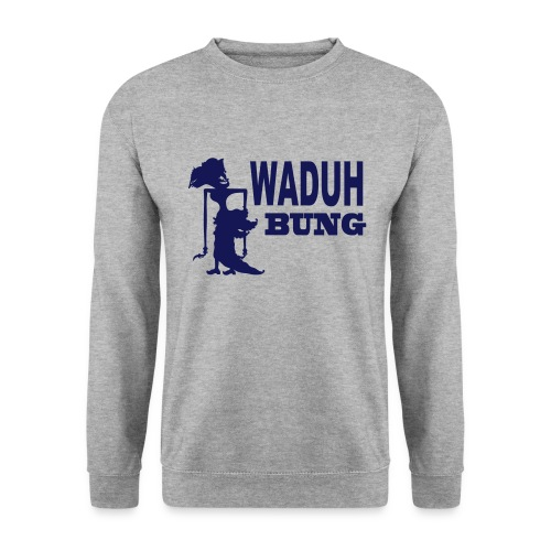 sweater WADUH - Mannen sweater