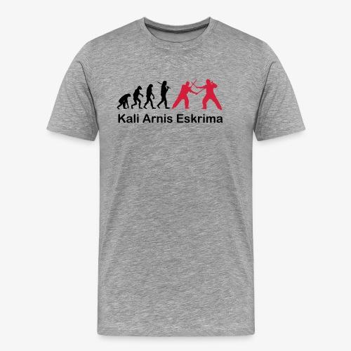 Kali Arnis Eskrima Evolution | RoninZ - Männer Premium T-Shirt
