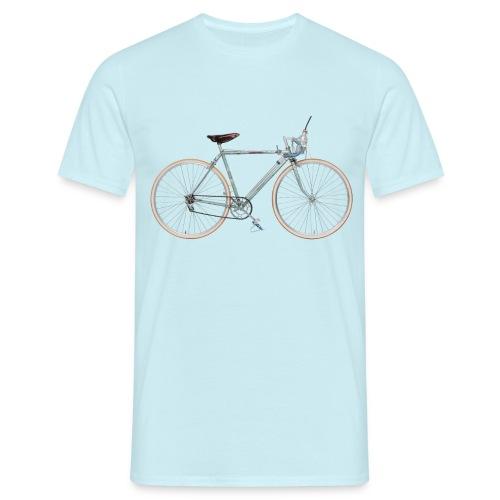 Rennrad 30er Jahre - Männer T-Shirt