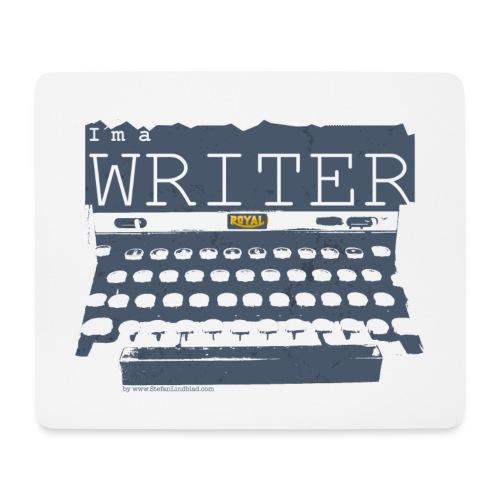 I´m a Writer - Musmatta (liggande format)