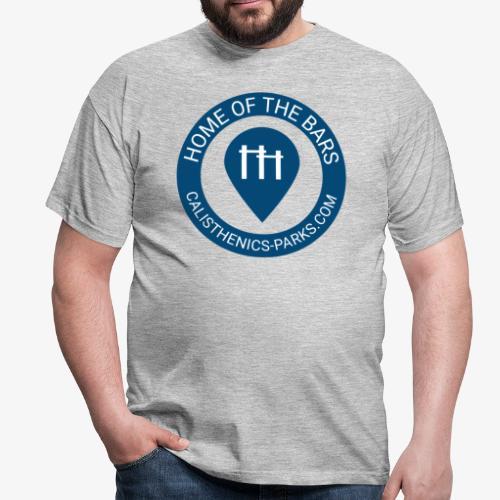 Calisthennics Parks - Mens - T-Shirt - Men's T-Shirt
