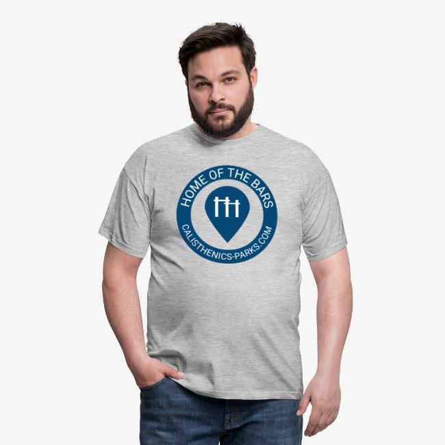 Calisthennics Parks - Mens - T-Shirt
