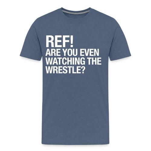 Adults CIWW - Casual Shirt - Men's Premium T-Shirt