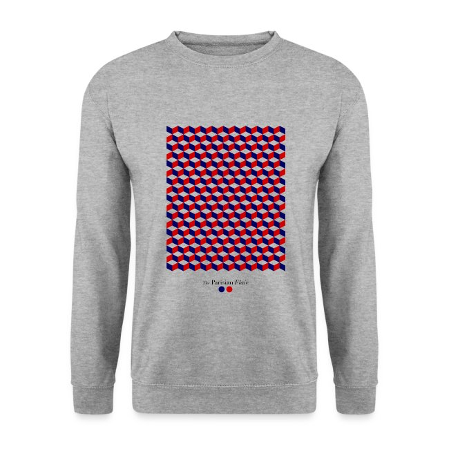 GRAPHIC - Sweat Homme