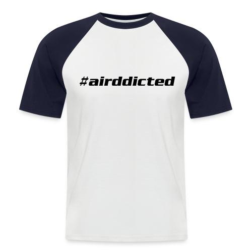 Freigeist Flywear - Gleitschirm Shirt - airddicted - Männer Baseball-T-Shirt