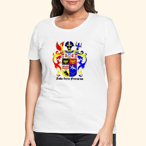 Ostfriesen-shirt - Frauen Premium T-Shirt