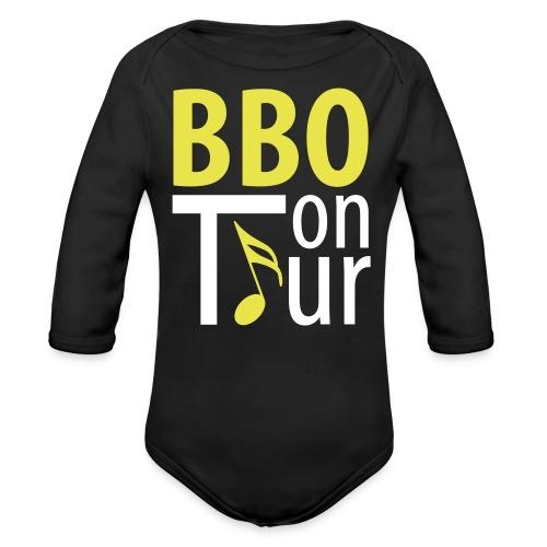 BBO-Baby On Tour - Baby Bio-Langarm-Body