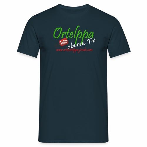 ortelppa abonne toi - T-shirt Homme