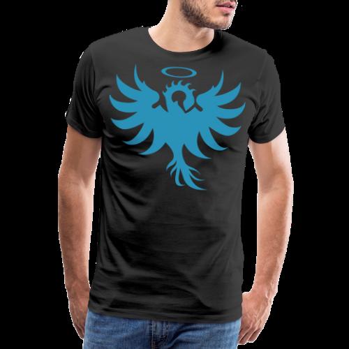 GLS Blue Phoenix - Men's Premium T-Shirt