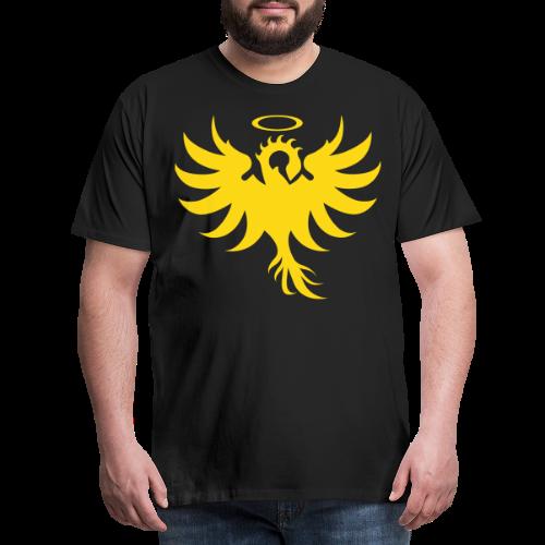 GLS Yellow Phoenix - Men's Premium T-Shirt