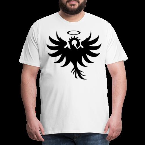 GLS Black Phoenix - Men's Premium T-Shirt