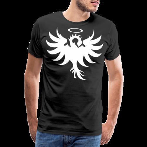 GLS White Phoenix - Men's Premium T-Shirt