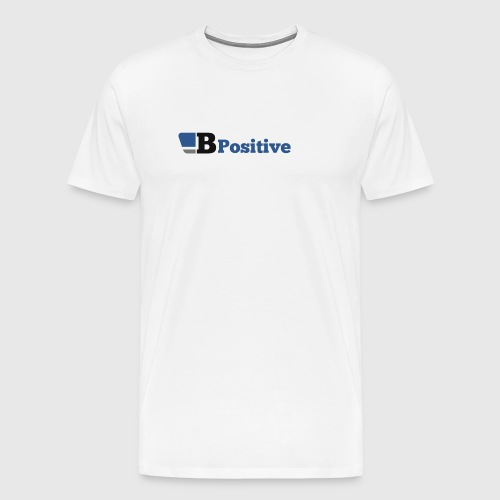B Positive - Men's Premium T-Shirt