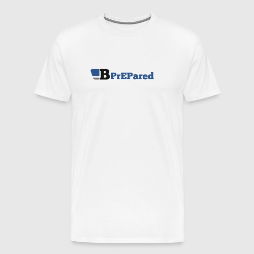 B PrEPared - Men's Premium T-Shirt
