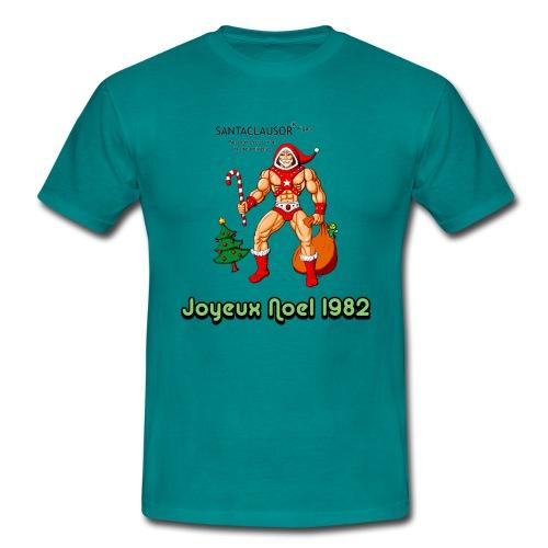 Santa Clausor - T-shirt Homme