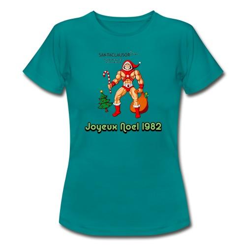 Santa Clausor - T-shirt Femme