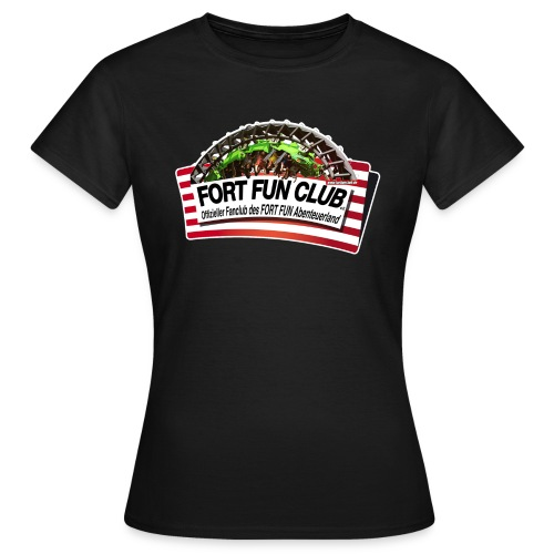 FORT FUN Club-Shirt - Frauen - Basic - Frauen T-Shirt