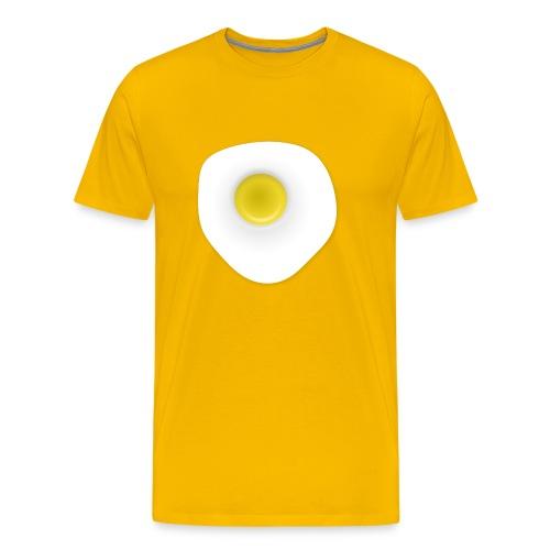 Spiegelei - Mannen Premium T-shirt