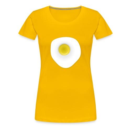 Spiegelei - Vrouwen Premium T-shirt