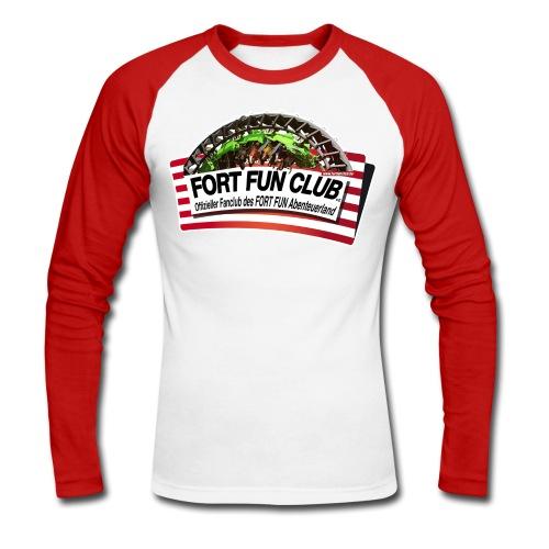 +++ NEU +++ - FORT FUN Club - Männer Baseballshirt langarm - Männer Baseballshirt langarm
