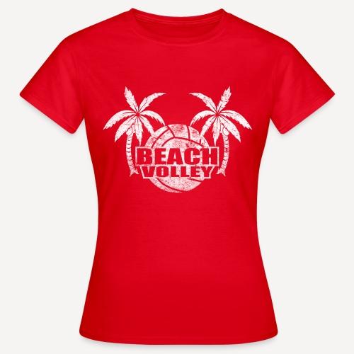 Beach volley Palms - Maglietta da donna