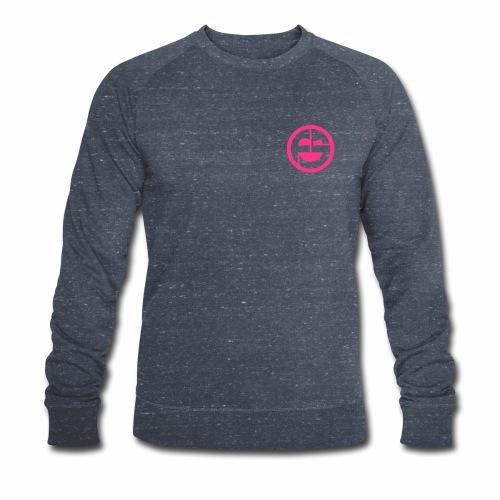 Männer Bio-Sweatshirt von Stanley & Stella - Shustah,Schuster,Rap,Offenbach,Hip Hop,Feng,Face Smile,FS,Deutsch Rap