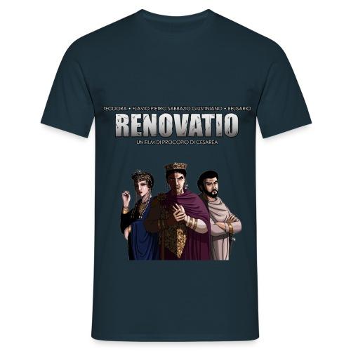 Renovatio (no Gomorra) - Maglietta da uomo