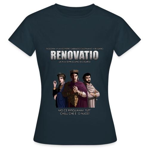 Renovatio - Maglietta da donna