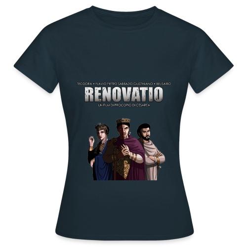 Renovatio (no Gomorra) - Maglietta da donna