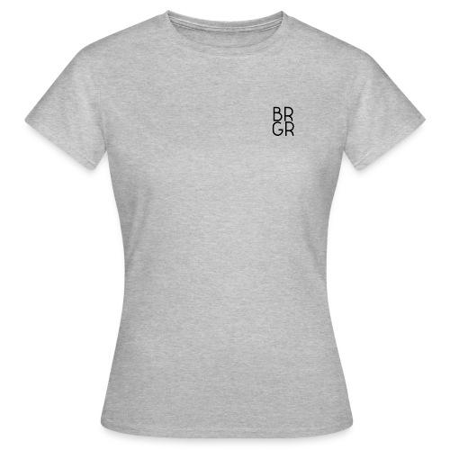 BRGR-Shirt (Frauen) - Frauen T-Shirt